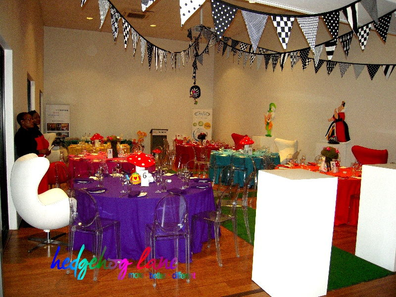 Mad Hatter Tea Party For CANSA