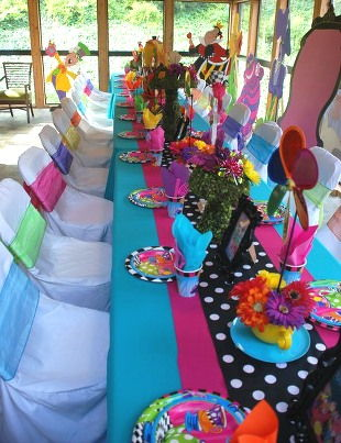 Breathtaking Alice And Wonderland Table Setting Gallery - Best Image ...